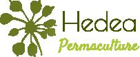 Hedea Permaculture Logo